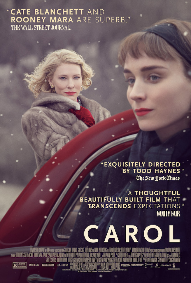 New clip from Carol