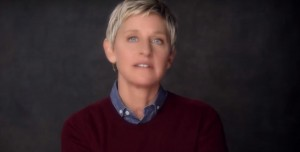 Ellen DeGeneres show to UK